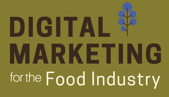 [Infographic] Digital Marketing for the Food Industry